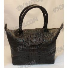 Bag Damen Leder Krokodil - TV000433