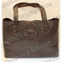 Bag Damen Leder Krokodil - TV000434