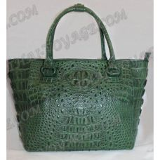 Sac dames de crocodile en cuir - TV000435