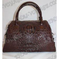 Bag Damen Leder Krokodil - TV000436