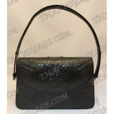 Bag Damen Leder Krokodil - TV000437