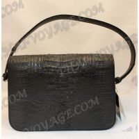 Bag Damen Leder Krokodil - TV000438