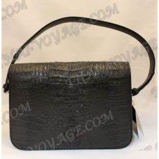 Bag Damen Leder Krokodil - TV000438