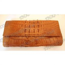 Clutch female crocodile leather - TV000439