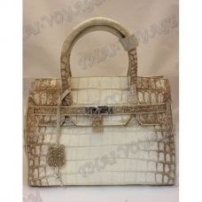 Sac dames de crocodile en cuir - TV000440