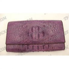 Clutch female crocodile leather - TV000442