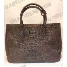 Bag Damen Leder Krokodil - TV000445