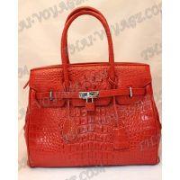 Bag female crocodile leather - TV000447