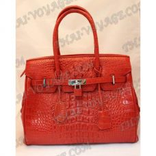 Bag female crocodile leather - TV000447