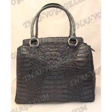 Signore borsa di coccodrillo in pelle - TV000448