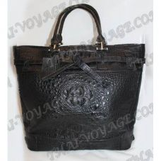 Bag Damen Leder Krokodil - TV000449