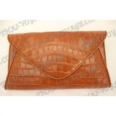 Clutch female crocodile leather - TV000455