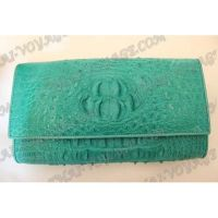 Clutch female crocodile leather - TV000456