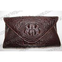 Clutch female crocodile leather - TV000457