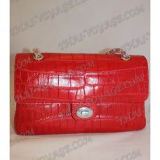 Bag Damen Leder Krokodil - TV000458