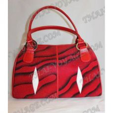 Bag female stingray leather - TV000463