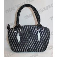 Signore Bag in pelle Stingray - TV000464