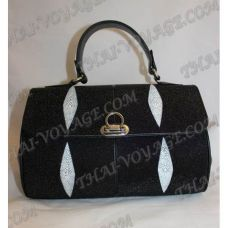 Bag female stingray leather - TV000467
