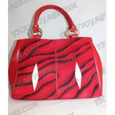 Bag female stingray leather - TV000471