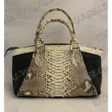 Bag female python leather - TV000474