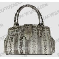 Bag female leather of cobra - TV000475