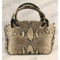 Bag female python leather - TV000476