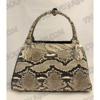 Bag Damen Leder python - TV000477