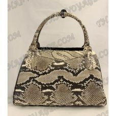 Bag female python leather - TV000477