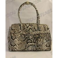 Bag female python leather - TV000479