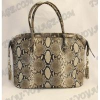 Bag female python leather - TV000480