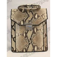 Flatbed male python leather - TV000485