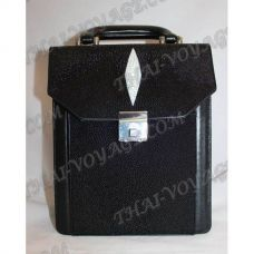 Flatbed male stingray leather - TV000486