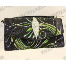 Clutch female stingray leather - TV000492