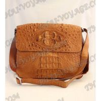 Bag male crocodile leather - TV000497
