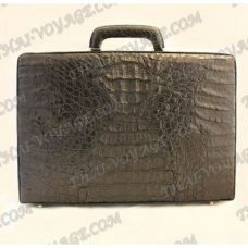 Diplomat male crocodile leather - TV000498