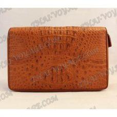 Bag male crocodile leather - TV000500
