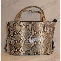 Bag Damen Leder python - TV000478