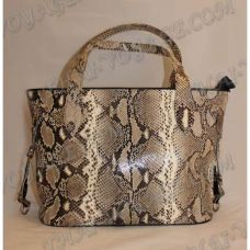 Bag female python leather - TV000478