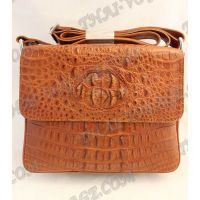 Bag male crocodile leather  - TV000502