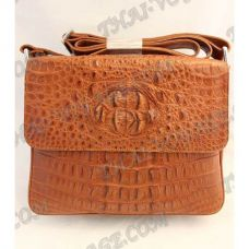 Bag male crocodile leather  - TV000502