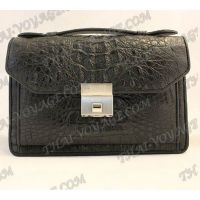 Handy male crocodile leather - TV000504