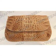 Clutch female crocodile leather - TV000507