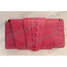 Clutch female crocodile leather - TV000509