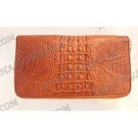 Portafoglio maschile pelle di coccodrillo - TV000510