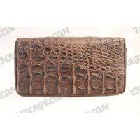 Wallet male crocodile leather - TV000513