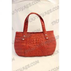 Sac dames de crocodile en cuir - TV000514