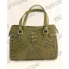 Bag Damen Leder Krokodil - TV000516
