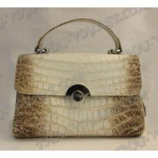 Bag female crocodile leather - TV000521