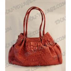 Bag Damen Leder Krokodil - TV000523