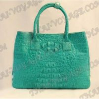 Sac dames de crocodile en cuir - TV000524